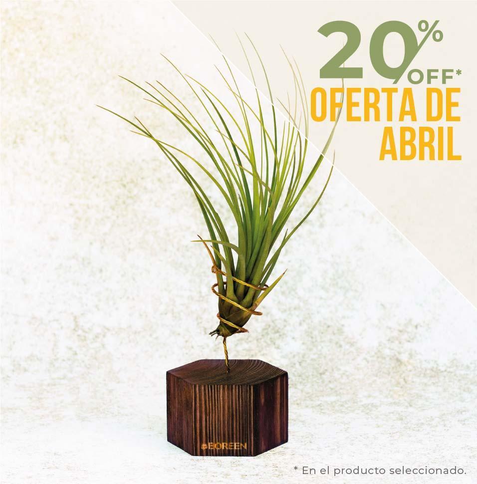 OFERTA DE ABRIL 2020