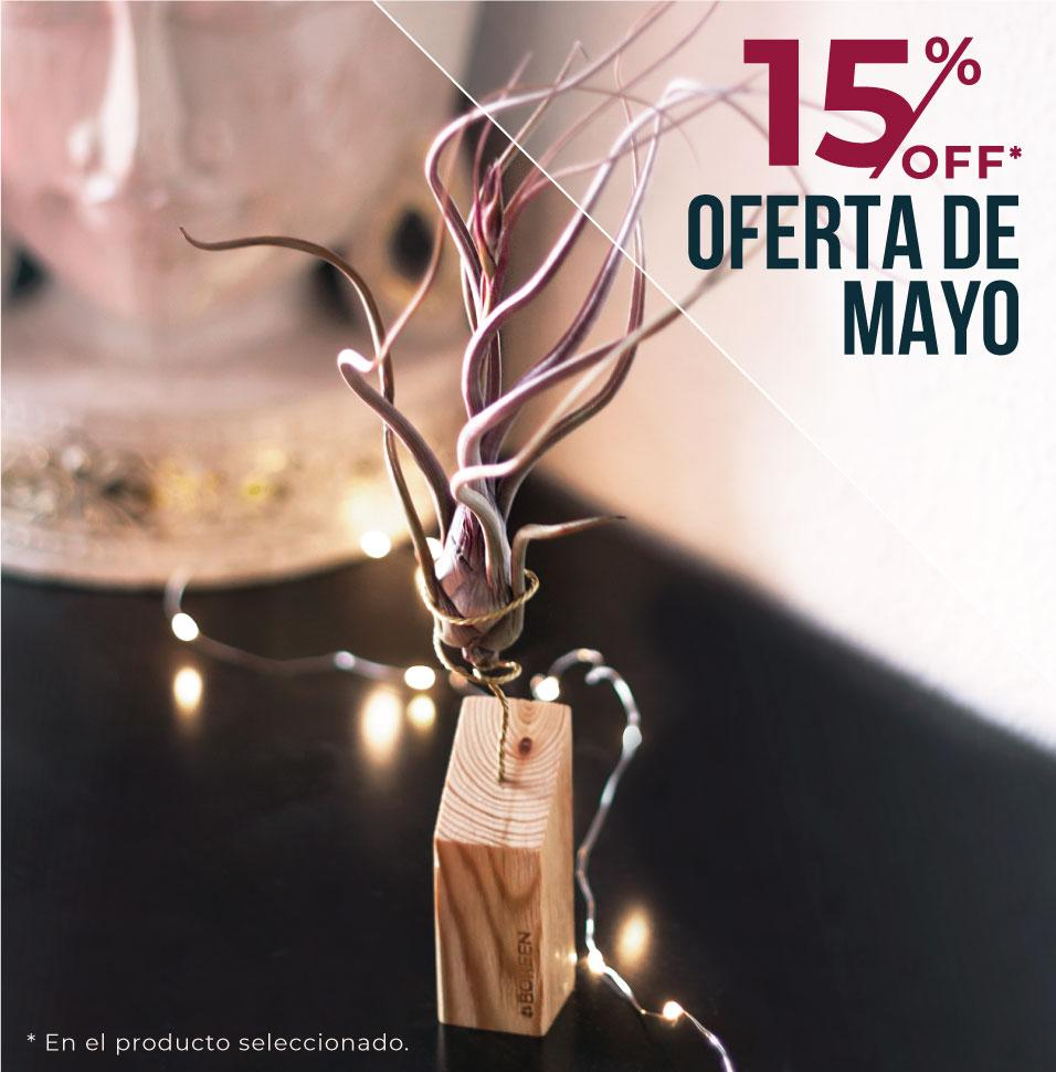 OFERTA DE MAYO 2020